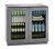 """Additional Modular 3000 Series 36"""" Glass Door Refrigerator With Integrated Frame Finish and Double Doors Door Swing (115 Volts / 60 Hz)"""