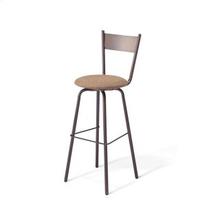Crystal Swivel Stool (cushion)