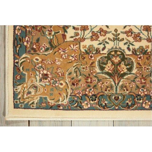 Kathy Ireland® Home Antiquities Ant05 Ivory