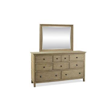 Hideaway Dresser