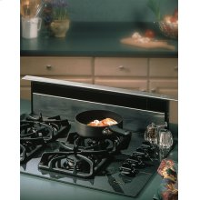"36"", Stainless Steel, Downdraft, External Blower"