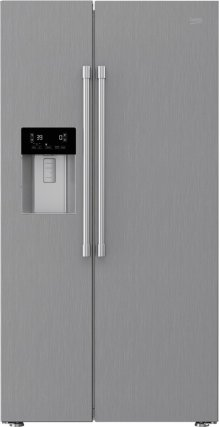 """36"""" Counter Depth Side-by-Side Refrigerator"""