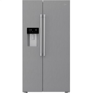 "Beko36"" Freestanding Side-by-Side Refrigerator"