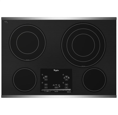 "Gold® 30-inch Electric Ceramic Glass Cooktop with 12""/9""/6"" Triple Radiant Element"