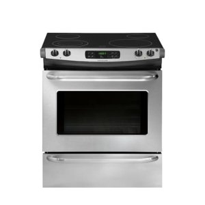 30'' Slide-In Electric Range -