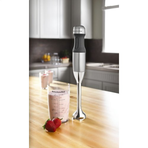 2-Speed Hand Blender - Contour Silver