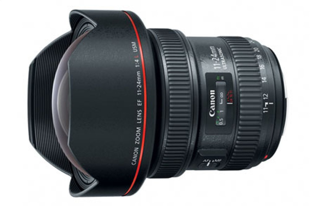 Canon EF 11-24mm F4L USM Ultra-Wide Zoom Lens