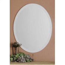 Vanity Oval Mirror
