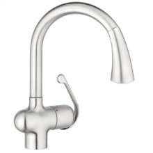 Ladylux Single-Handle Kitchen Faucet