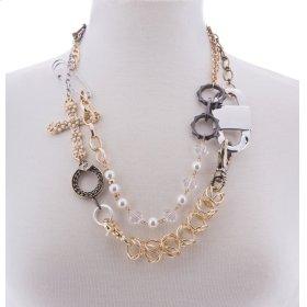 BTQ MJ Camilla's Melange Necklace