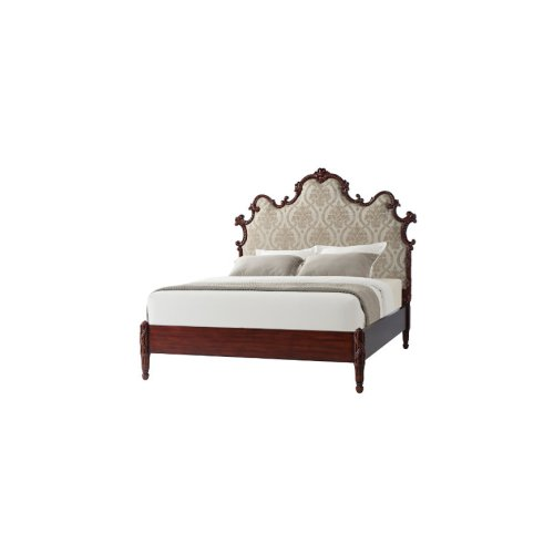 Lady Spencer's Bed (us Queen), Queen, #plain#