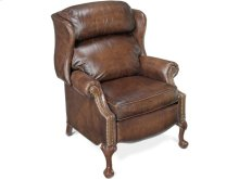 Maxwell Ball And Claw Reclining Wing Chair