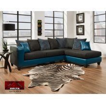 4124-16L RSF LOVE/CHAISE