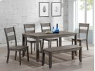 Sean Melamine Dining Table Product Image