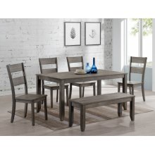 Crown Mark 1131 Sean Melamine Dining Group
