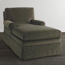 Allerton Grande Armless Chaise