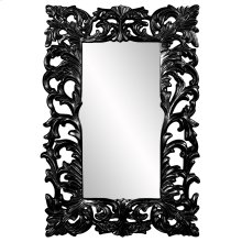 Augustus Mirror - Glossy Black