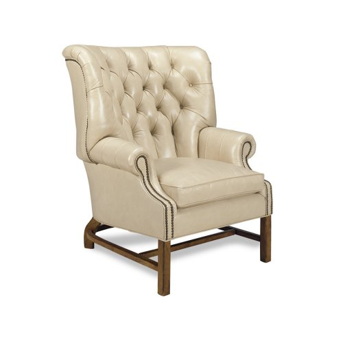 Renwick Wing Chair shown in Rio Biscuit (AP) Grade L2.