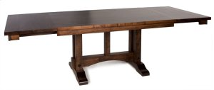 42/72 Trestle Table with 2/16 leaf kits