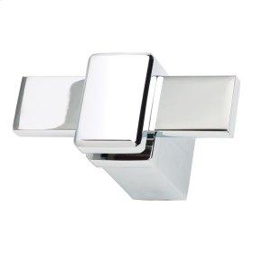 Buckle Up Bath Hook - Polished Chrome