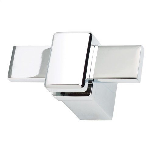 Buckle Up Bath Hook - Polished Chrome