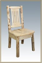 Montana Log Side Chair Product Image