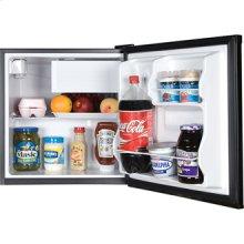 1.7 cu. ft. Refrigerator (Black)