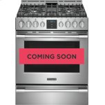 """FrigidaireFrigidaire Professional 30"""" Front Control Gas Range with Air Fry"""