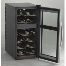 Model EWC1801DZ - 18 Bottles Thermoelectric Wine Cooler