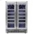 Additional Napa 24 French door Wine Cooler