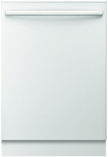 "24"" Bar Handle Dishwasher Ascenta- White"