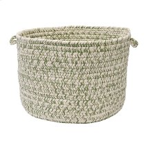 "Catalina Basket CA69 Greenery 14"" X 10"""