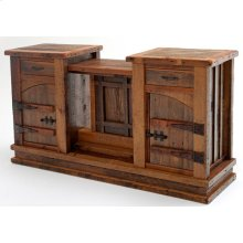Heritage Shelby Entry Way Sideboard With 2 Doors