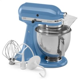 Artisan® Series 5 Quart Tilt-Head Stand Mixer - Cornflower Blue