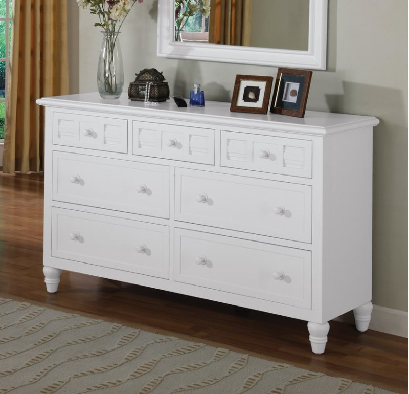 Dresser With Gl Top B