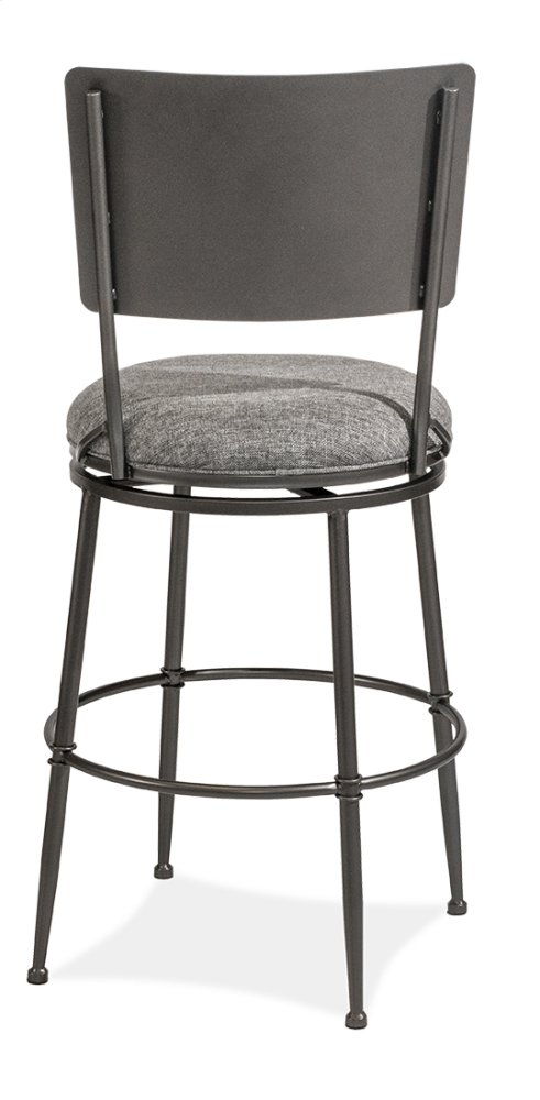 Beau Towne Commercial Grade Swivel Bar Stool