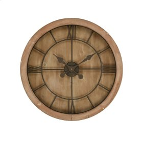 Boulder Springs Wall Clock