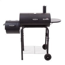 Offset BBQ Smoker 430
