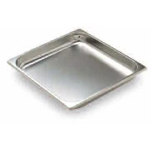Deep Multi-Purpose Cooking Tray With Pouring Slot