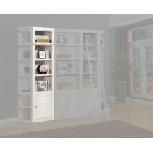 Boca 22 in. Open Top Bookcase