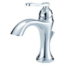 Chrome Draper® Single Handle Lavatory Faucet