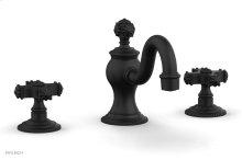 MARVELLE Widespread Faucet 162-01 - Matte Black