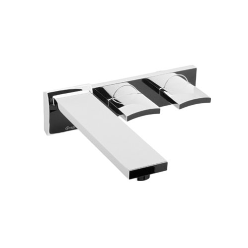 Targa Wall-Mounted Lavatory Faucet