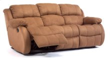 Brandon Double Reclining Sofa