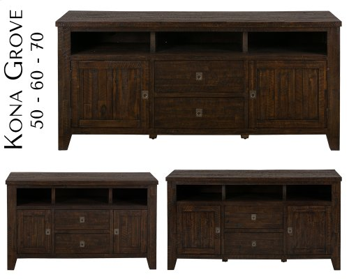 "Kona Grove 50"" Media Unit"