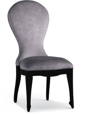 En Pointe Upholstered Side Chair