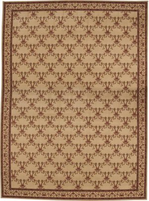 Hard To Find Sizes Ashton House A01f Beige Rectangle Rug 11' X 19'