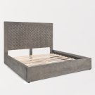 Burke King Bed Product Image