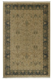 Persian Garden - Rectangle 5ft 9in x 9ft