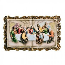 Homili Last Supper Plaque